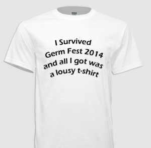 Germ Fest 2014